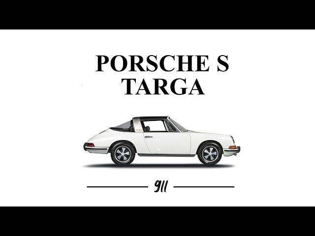 Porsche 911 S Targa 1968