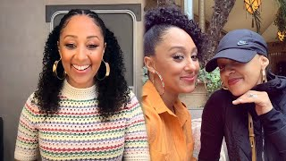 Tamera Mowry-Housley Talks REUNION With Tia After Months Apart (Exclusive)