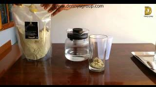 Green Coffee Bean Powder Usage Instructions