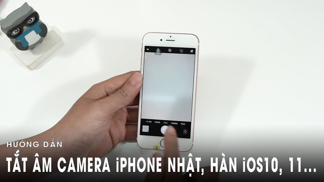 Hướng dẫn tắt âm camera iPhone Nhật, Hàn không cần Jailbreak với Filza – Nghenhinvietnam.vn