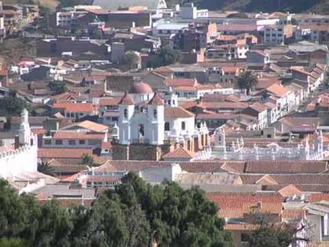 Turismo a Sucre