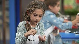MasterChef Junior 5 | María se derrumba ante la presión de la primera prueba #Final - RTVE.es