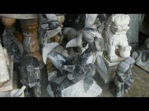 Romblon's Marble Industry