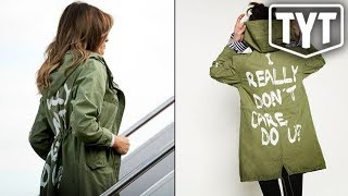 Melania Trump Trolls Immigrant Children