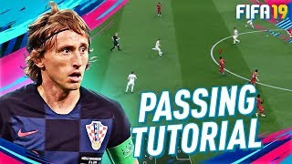 THE ULTIMATE FIFA 19 PASSING TUTORIAL - TOP 5 ATTACKING METHODS