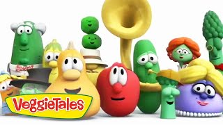 Veggie Tales | 1 Hour Silly Song Compilation | Veggie Tales Silly Songs With Larry | Kids Cartoon
