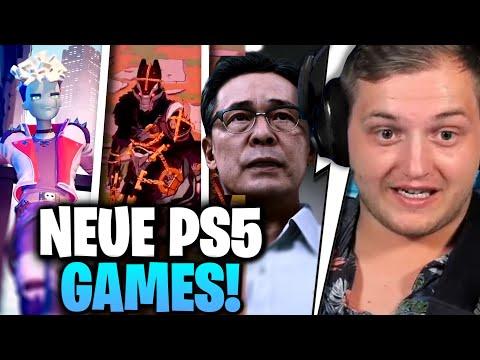 😱🤪REAKTION auf die neuen PS5 GAMES! - SUCHTPOTENZIAL?!  | Trymacs Stream Highlights