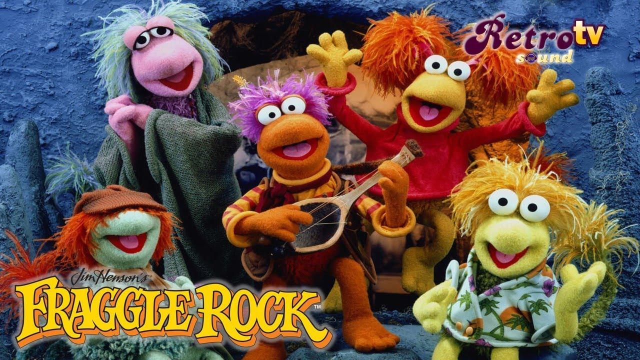 Intro & Créditos Fraggle Rock (Fraggle Rock 1983 - 1987)Español ...
