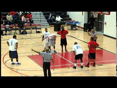 Inner City Alumni Basketball 2014 - Central vs Mechanic Arts - Mens Game