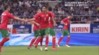 Japan 7 Bulgaria 2 Kirin Cup 2016