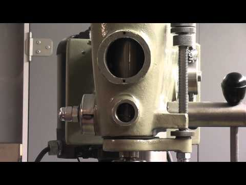 Southbend Drill Press Bearing Replacement Part 1