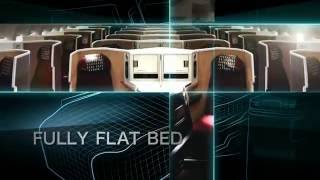 JAL SKY SUITE 777 ~BUSINESS CLASS NEW SEAT~