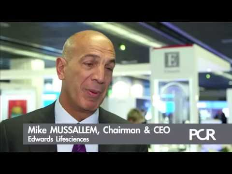 EuroPCR 2016 Industry Partner Interview: Edwards Lifesciences