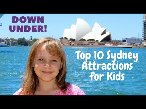 Sydney, Australia -- Top 10 Family-Friendly Things To See & Do