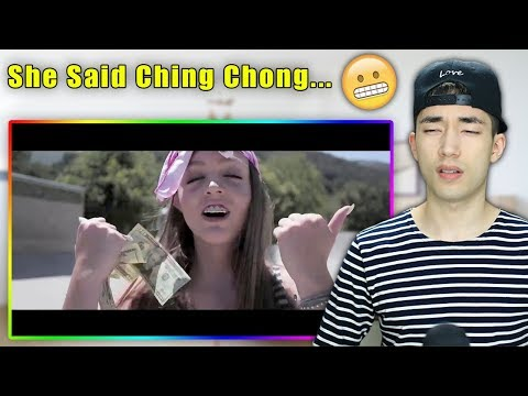 SHE SAID CHING CHONG?! - Reacting To Woahhvicky's Ricegum Diss Track