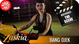 Zaskia Gotik - Behind The Scene Video Klip Bang Ojek - Nagaswara