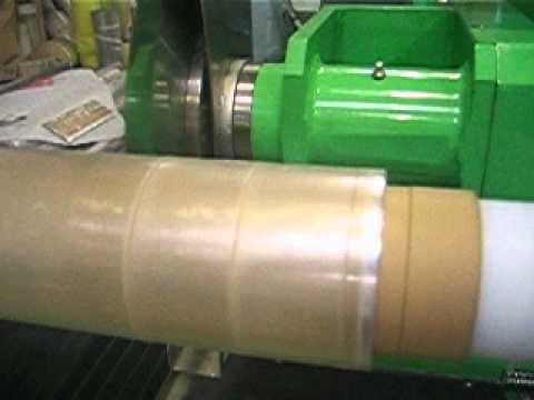 Single Shaft Cutting Machine C1-300/3 MVI_0040.avi