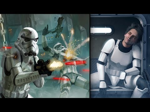 Why Stormtroopers Fought for the Empire [Canon] - Star Wars Explained