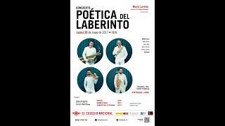 POÉTICA DEL LABERINTO by Alberto Posadas / SIGMA Project live in México