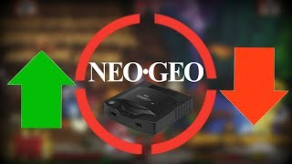 How The Neo Geo Entered The Red Ring Of Death - The Rise And Fall