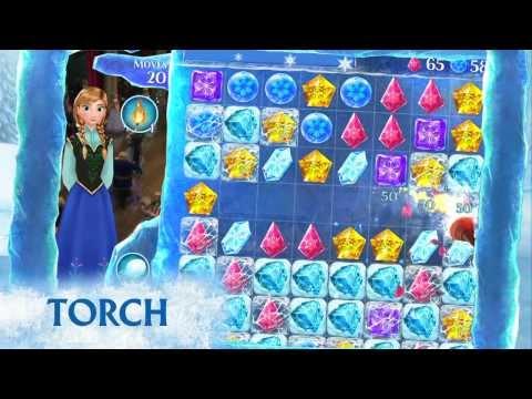 Disney's Frozen Free Fall trailer - OFFICIAL | HD