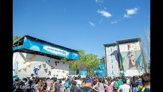 Youth Olympic Games - Buenos Aires 2018 - Olympic Climbing Walls
