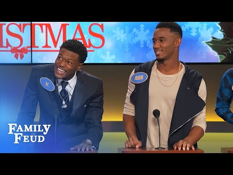 Thumbnail: Hope I DIE before my PASTOR does!!! | Family Feud