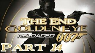 GoldenEye 007: Reloaded - Part 14/The End: Cradle HD Walkthrough