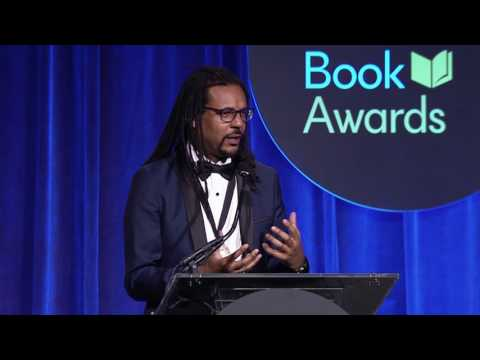 2016 National Book Awards - Colson Whitehead (Full)