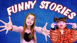 Funny Stories Kids Channel Trailer - AnnaStories