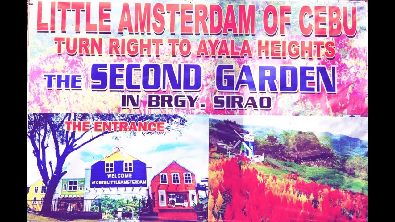 "Cebu Botanical Gardens: ""Sirao Flower Garden"" and ""Little Amsterdam of Cebu"""