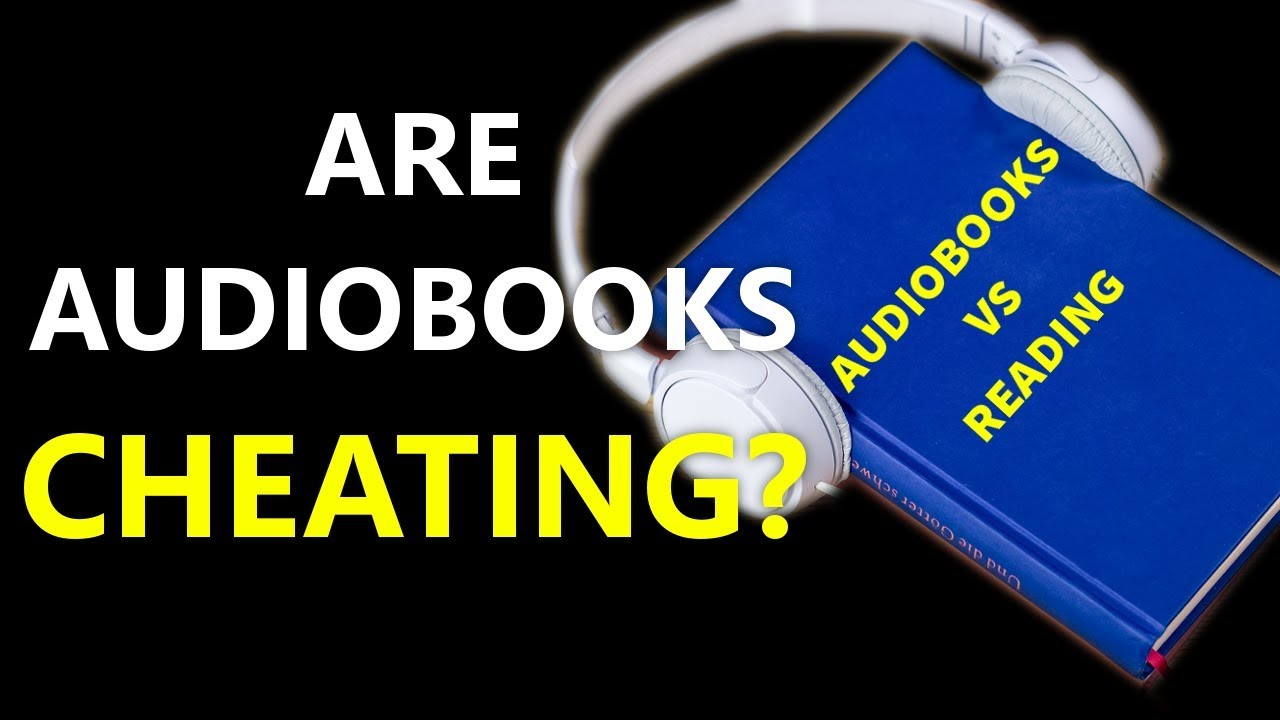 why audio books are better than reading