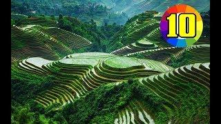 10 สถานที่สุดมหัศจรรย์ที่ได้รับการยกย่องให้เป็นมรดกโลก ที่คุณอาจไม่เคยเห็นมาก่อน