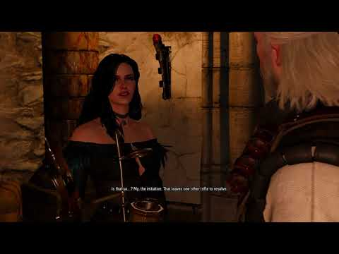 Geralt Apologizes To Yennefer For Using Amnesia As An Excuse To Shag Triss Merigold (Disturbance)