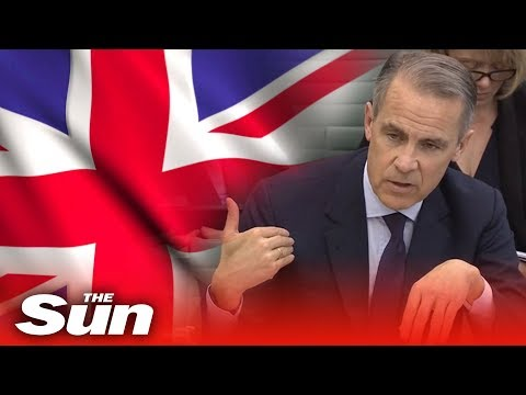 Brexit to send ripples through global economy says Mark Carney