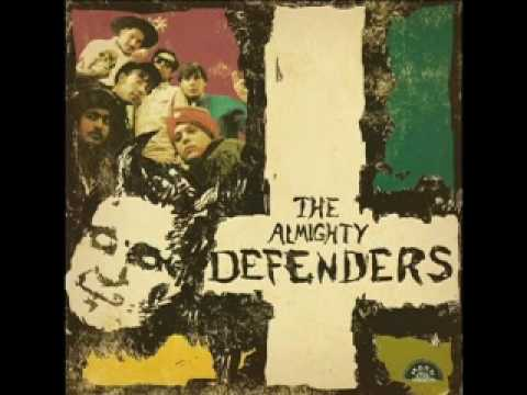 The Almighty Defenders  - Over the horizon