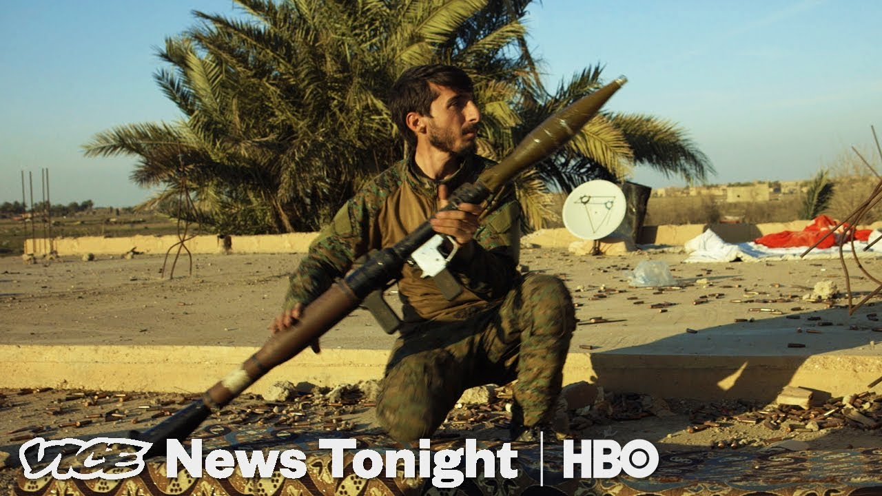 The Final Victory In The Battle Against ISIS Is Now In Sight (HBO)