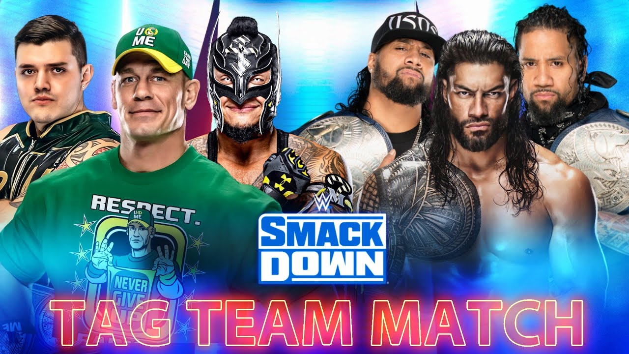 Huge Tag Team Match Happened after WWE  SMACKDOWN | FULL MATCH