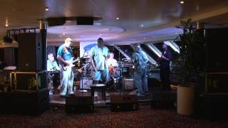 Legendary Blues Cruise #20 Crows Nest Jam 1-26-13