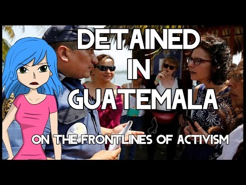 Detained in Guatemala - Activists on the frontlines of abortion rights