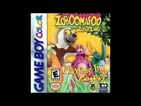 Menu - Zoboomafoo: Playtime in Zobooland