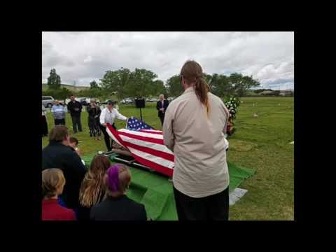 Services for Lynn F. Roswell, Jr. 6/13/17