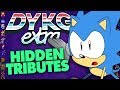 Sonic Mania's Hidden Tribute [Game Commemorations] - Did You Know Gaming? extra Feat. Dazz