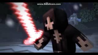 клип Minecraft (music vidio2) звездные войны