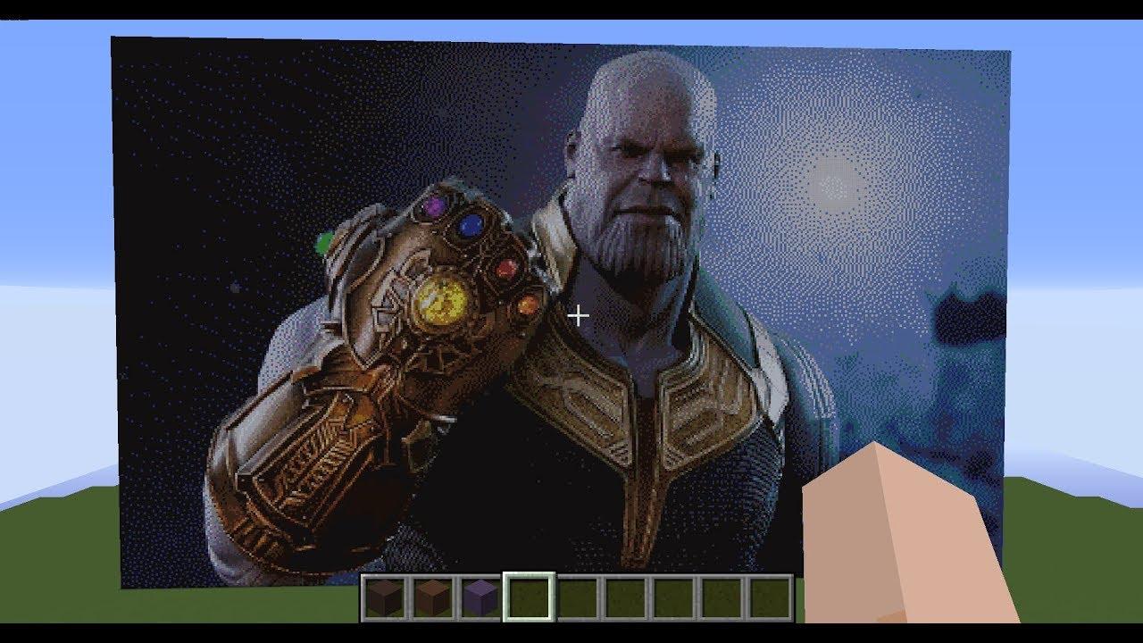 How to Make Minecraft Pixel Art Memes