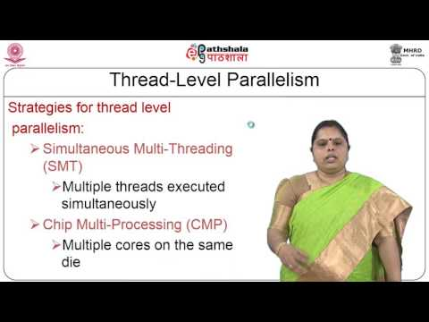 24-Thread Level Parallelism – SMT and CMP