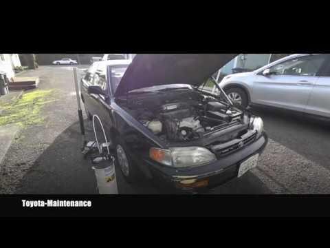 Toyota Camry Power Steering Fluid Flush