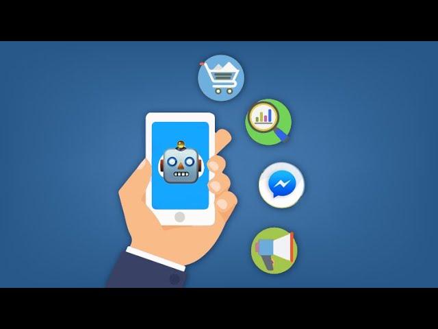 ChatBots الدورة الاحترافية لعمل شات بوت للفيس بوك Facebook Messenger Bot