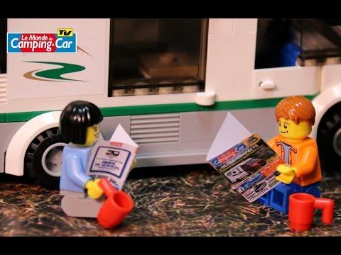 Van Caravan Lego City 60117
