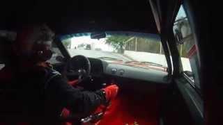 12η Ανάβαση Κυμης 10-11 Μαίου 2014 Dimitriou Drift  Opel Ascona